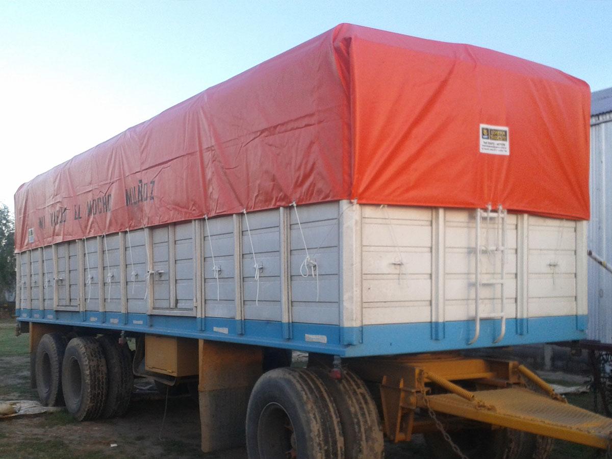 14e3bd068e0 Lonas para camiones y acoplados. Lonas para el Transporte.